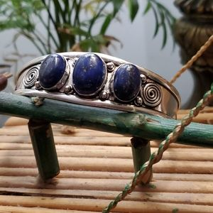 Beautiful bracelet hand crafted in India.